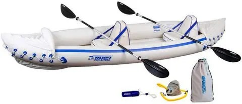 inflable kayak Sea Eagle SE370K_P