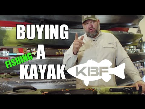 How To Select a Fishing Kayak | Basic, Intermediate and Advanced