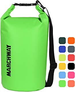 marchaway top dry bag for kayak