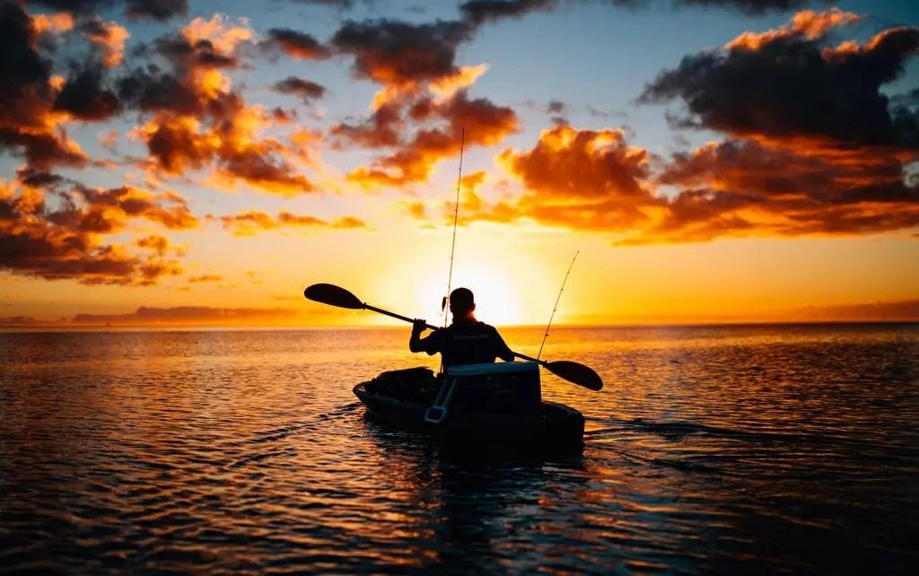 top rated fishing kayak