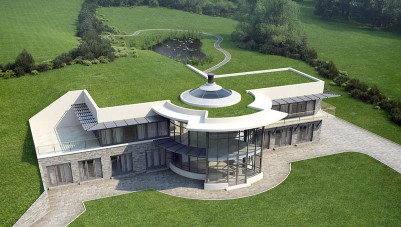 Kay Associates  Architects Isle Of Man 'eco House