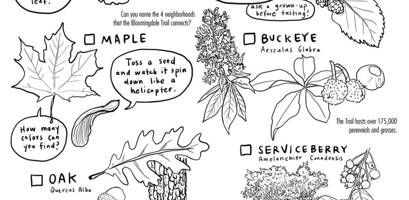 Neighborhood Plant Scavenger Hunt