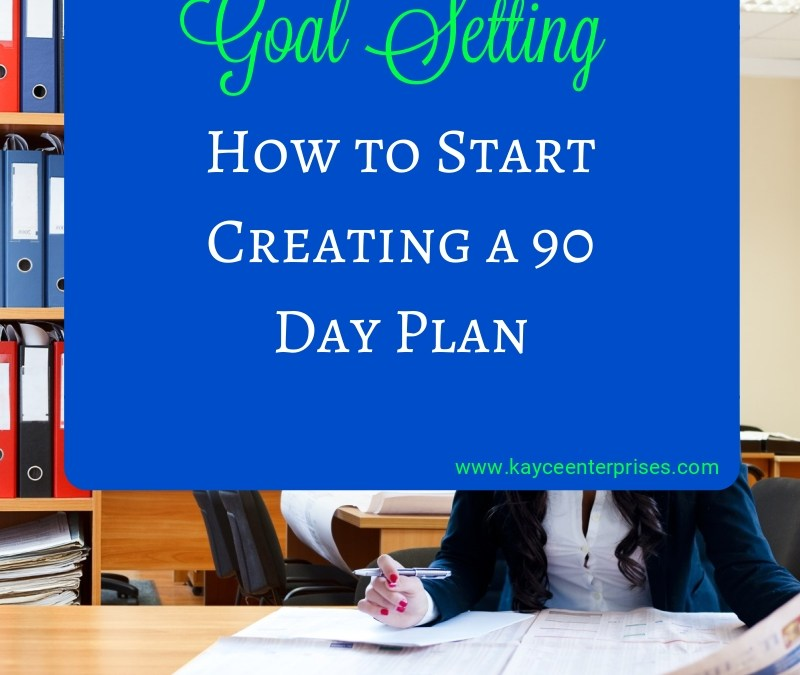 goal setting action plan
