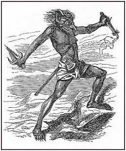 """ALASTOR - Known as the Executioner. In the infernal hierarchy, he is the Nemesis. The ancients called evil spirits """"alastores."""""""