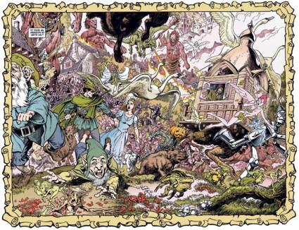Fables-Bill-Willingham