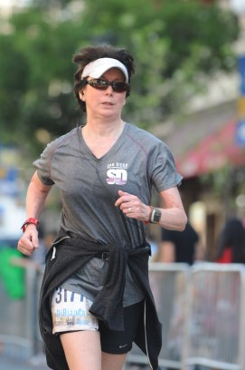 San Diego Half Marathon 2016 Last Mile
