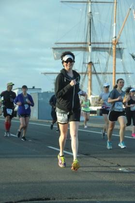 San Diego Half Marathon 2016 Mile 3