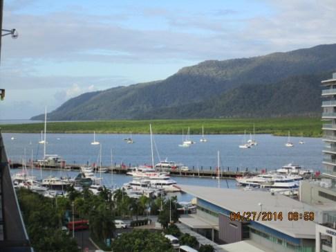 Bay at Cairns