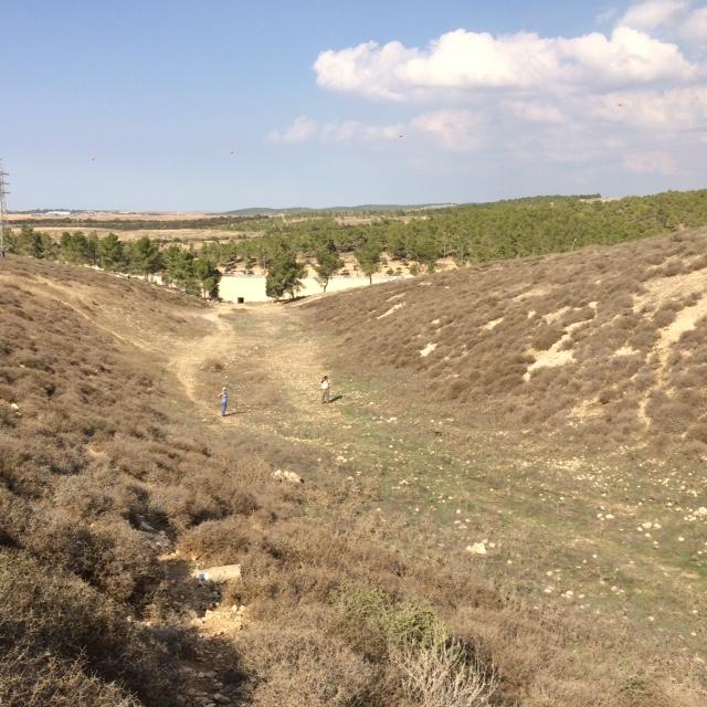 house in desert israel
