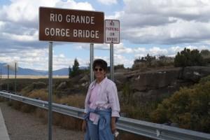 Kaye Spencer.Rio Grande Gorge Bridge
