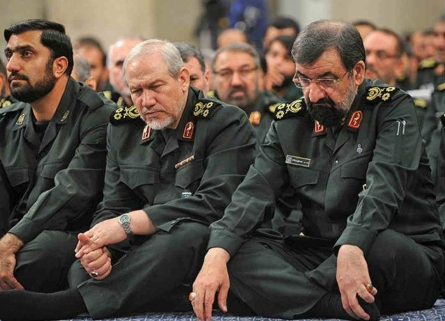 سپاه، زمامداران جمهوری اسلامی