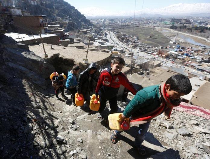 water-crisis-Afghanistan