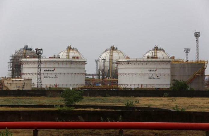 Essar-oil-India