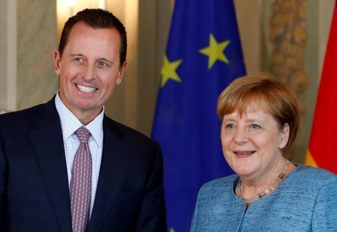 US-ambassador-and-Merkel