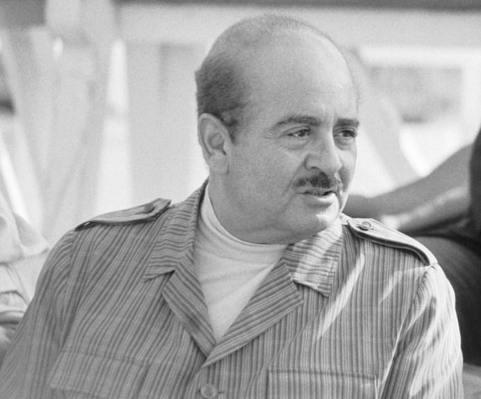 Adnan Khashoggi in Deauville, France in the 1980s.