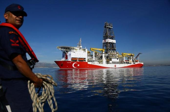 Turkey-Oil