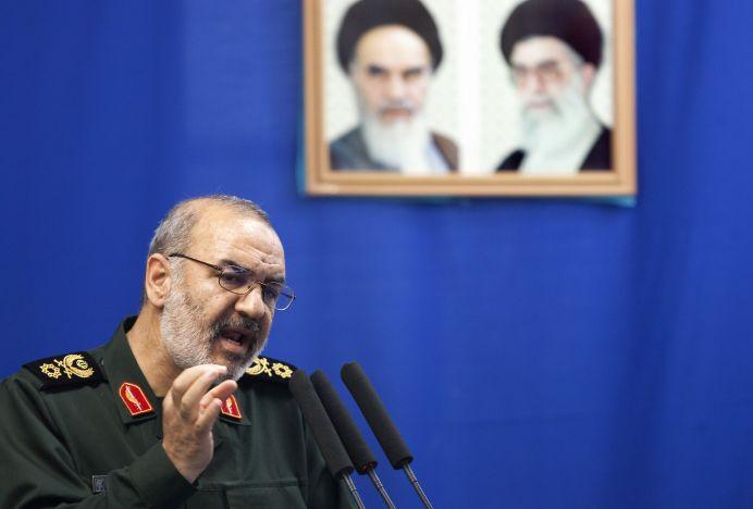 Hossein Salami. Reuters