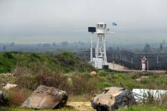 Golan Heights , 25 March 2019. Source: Kayhan London