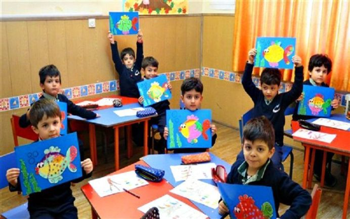 FILE PHOTO: A nursery school in Iran. Source: Kayhan London