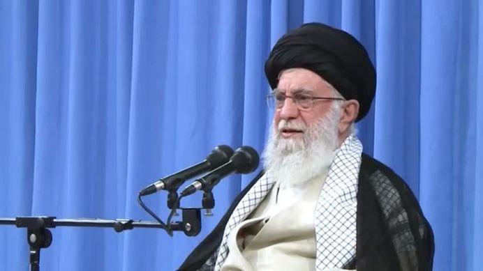 Khamenei. FILE PHOTO. Reuters/