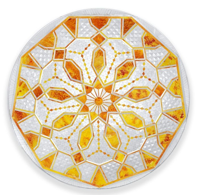 32-Monir-Farmanfarmaian-Iran-1924-2019-The-Magnified-Sacred-diameter-100cm-1-scaled-e1592329361909