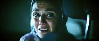 Niousha Jafarian as 'Neda Naderi' in Kourosh Ahari's THE NIGHT. Courtesy of IFC Midnight.