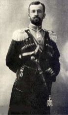 Colonel Valdimir Liakhov, the Russian was the commander of the Persian Cossack Brigade during the rule of Mohammad Ali Shah Qajar.