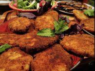 5. Serve with Persian herbs (Sabzi Khordan)