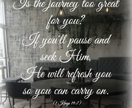 Image - He Will Refresh You
