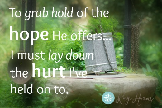 To Grab Hold, Let Go