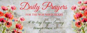 Prayer Journey Banner