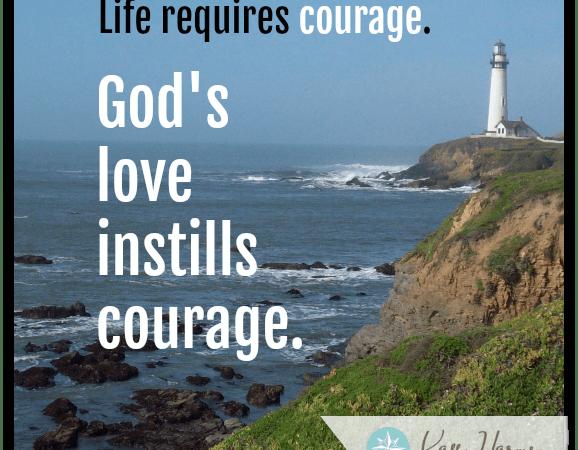 Courage - Art
