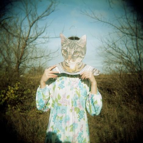 Self Portrait as a Cat