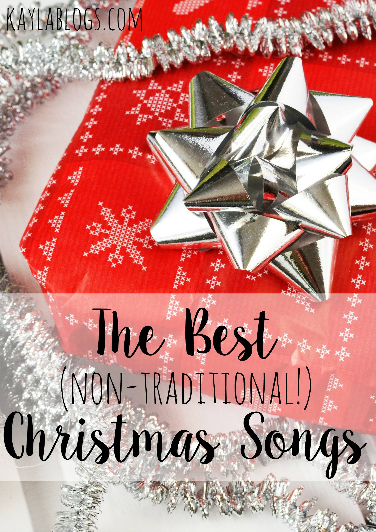 reviews the best nontraditional christmas songs kayla blogs - Best Christmas Songs List