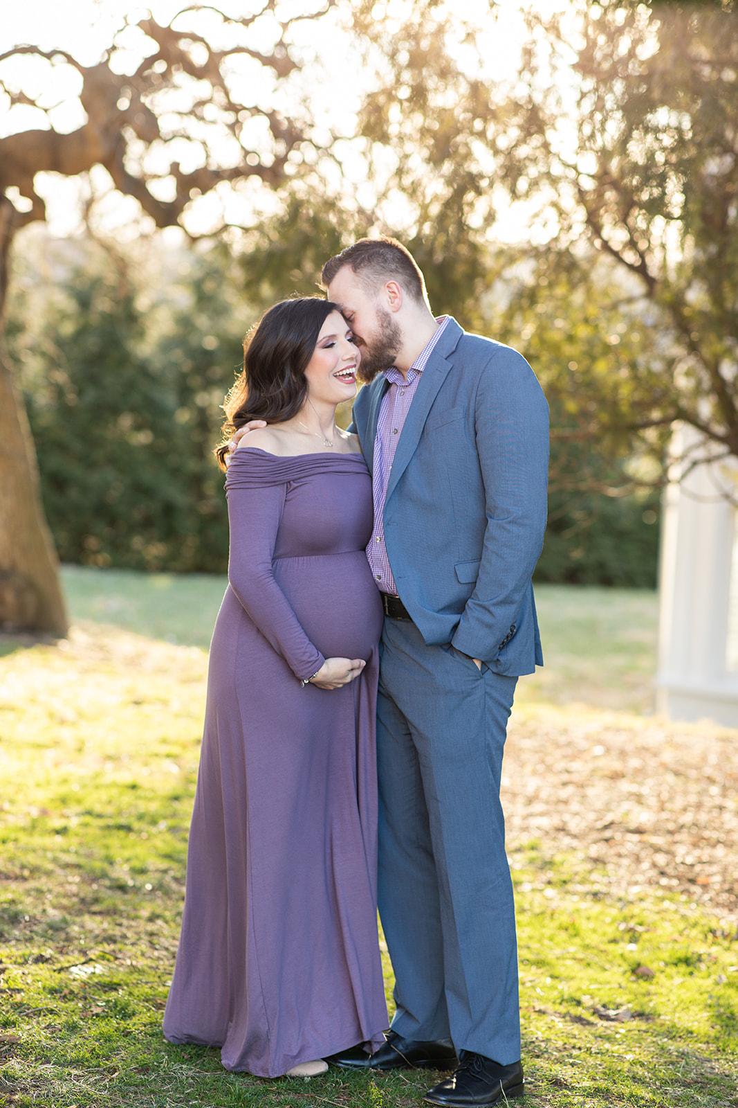 Katie & Ben Maternity