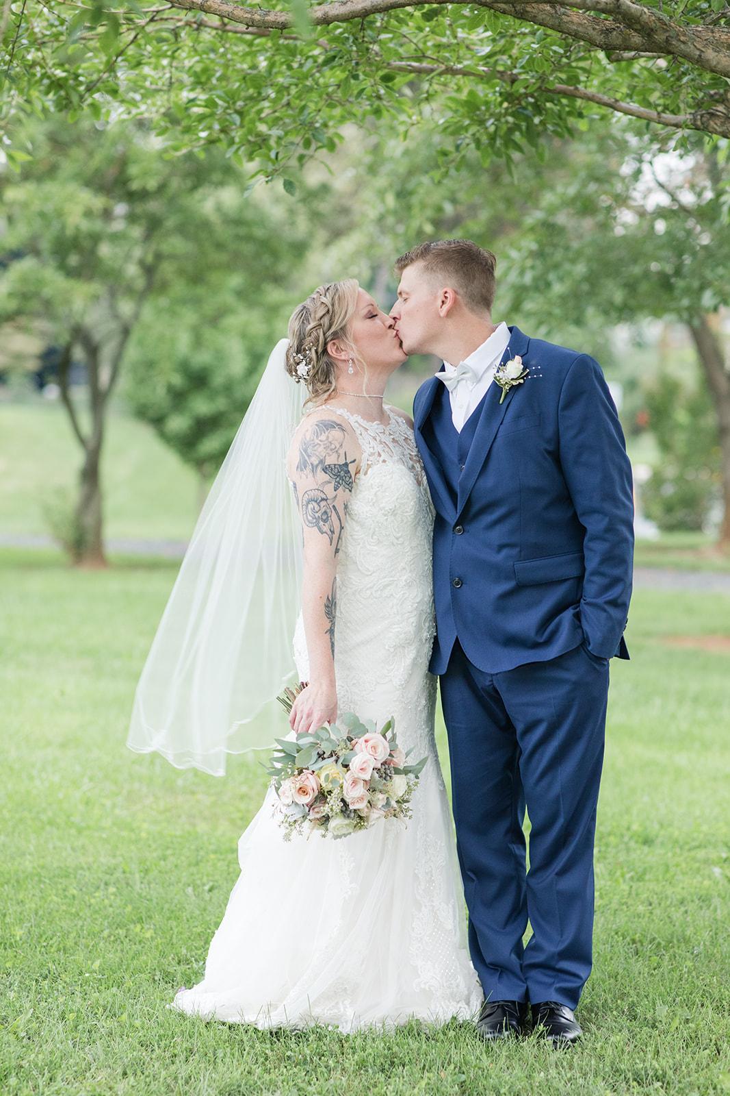 Hawkins Wedding