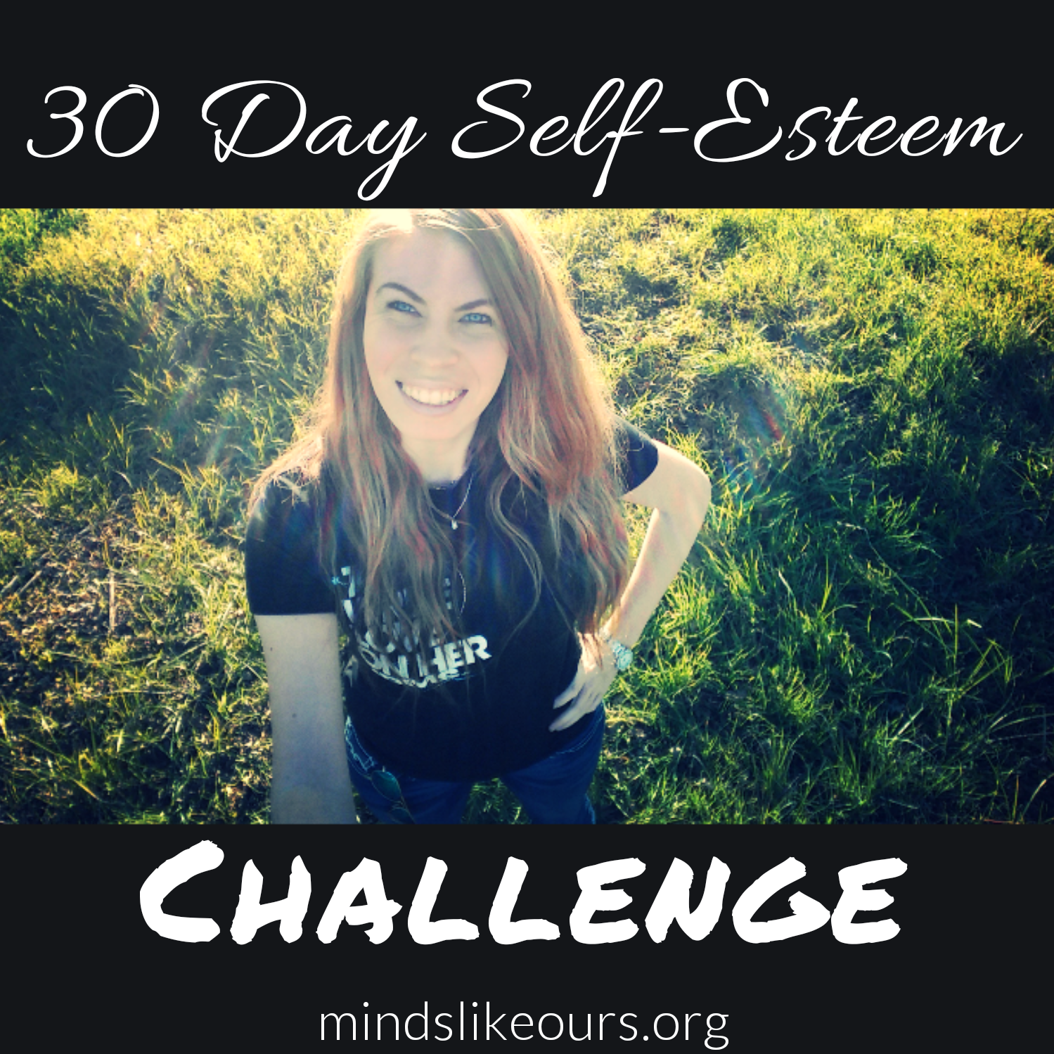 30 Day Self Esteem Challenge