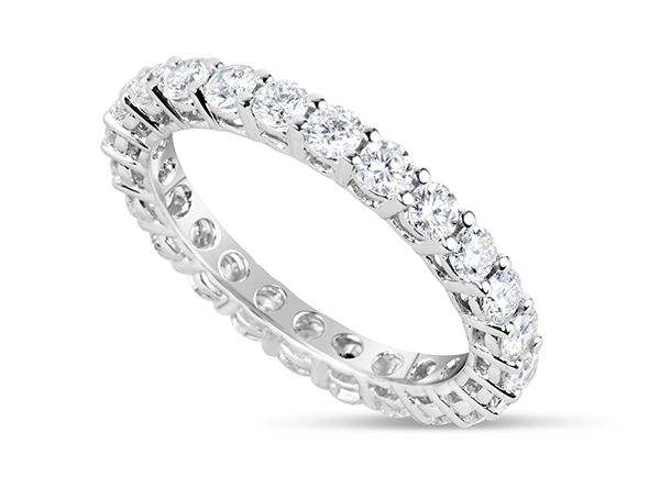 Wedding rings and bridal jewelry in our Baltimore MD store.