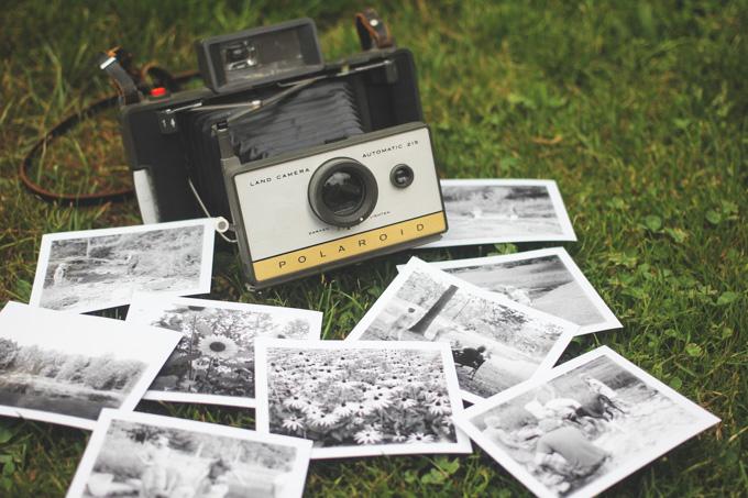 land camera film