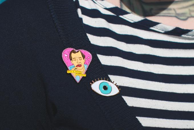 pins, lapel pin