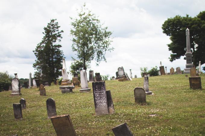 ohio, graveyard