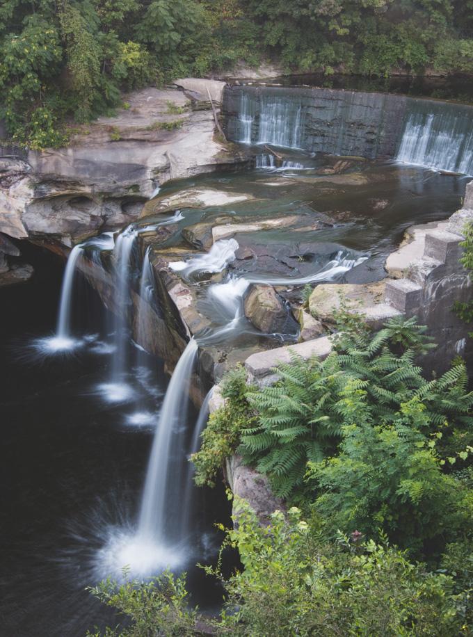 ohio, waterfalls
