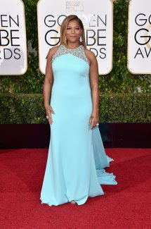 Queen Latifah rocked this look with little or no effort at all, she looks beautiful