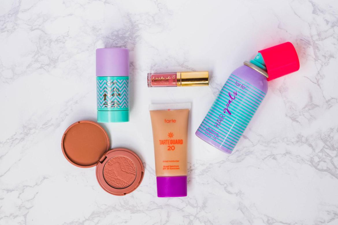tarte no shower happy hour set