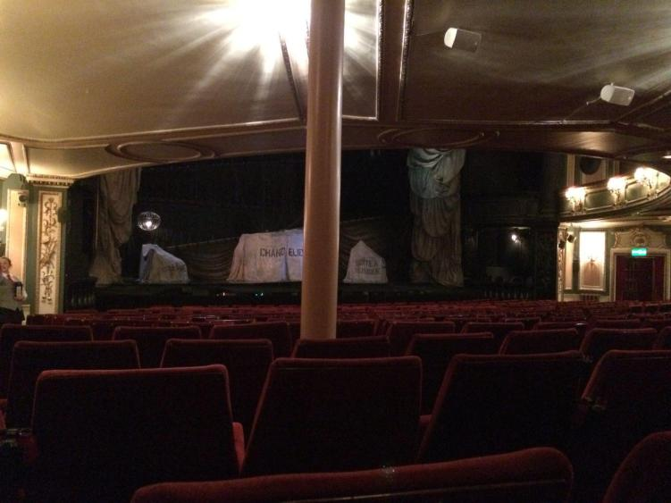 seeing a play is one of the many things to do in london