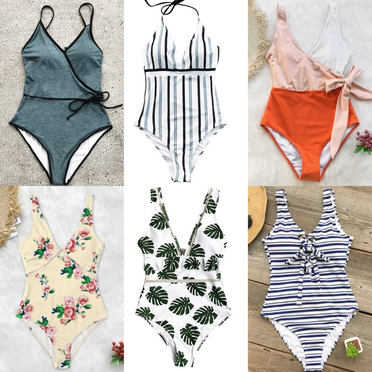 cute one piece swimsuits from cupshe