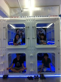 Space Live In Hong Kong Kayla Lim
