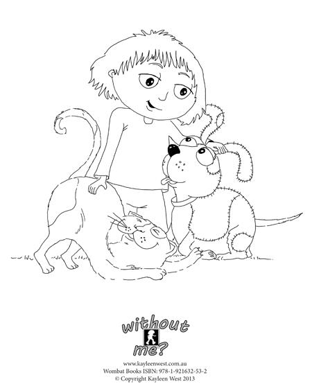 Cheating Page Coloring Pages