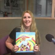 Radio interview YVFM with Author & Illustrator Kayleen West. Mission books.