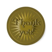 Thanks you medal for community support